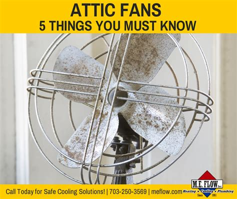 how to onstall attic fans 5 things you must know before installing one plumbing ac and heating repair