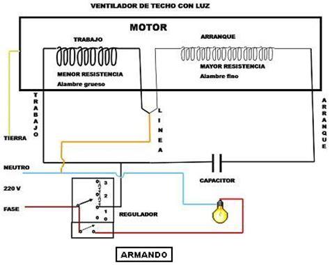 solucionado como conectar un ventilador de techo ventiladores yoreparo