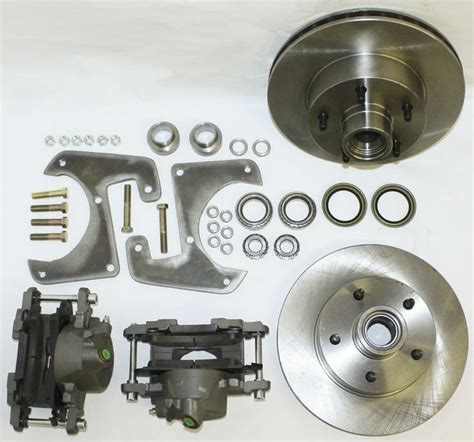 Chevy Parts » Brake Disc Conversion Front  1928 40