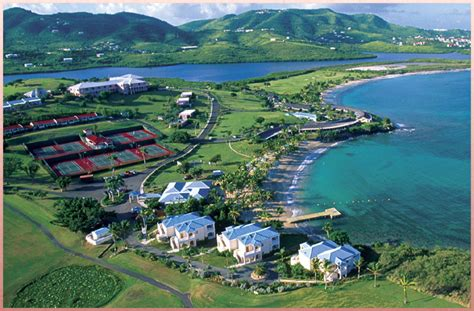 Virgin Islands Luxury Beach