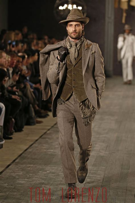 joseph abboud fall  menswear collection tom lorenzo