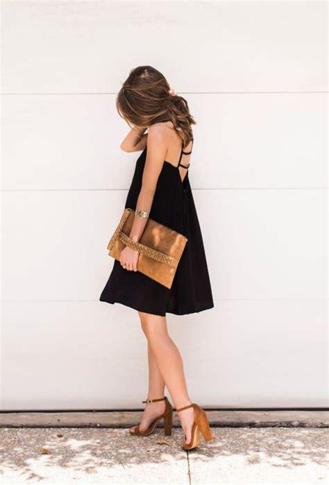 schwarzes kleid welche schuhe ein paar tolle ideen wie sie ein schwarzes kleid kombinieren