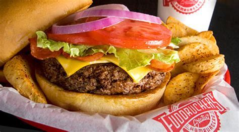 Fuddruckers World's Greatest Hamburgers in Las Vegas, NV