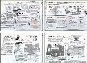 Gm Automatic Overdrive Transmissions Shift Kit Guide