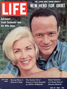 Astronaut Scott Carpenter and wife Rene | M7AWC ...