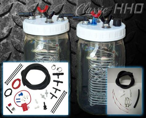 2 Cell Gas Or Diesel Engine Kit Classic-hho Water4gas