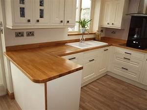 Customer Kitchen Wooden Worktop Gallery - Worktop Express
