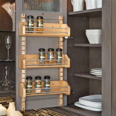 upper cabinet storage ideas   kitchen woodworker access door mounted spice