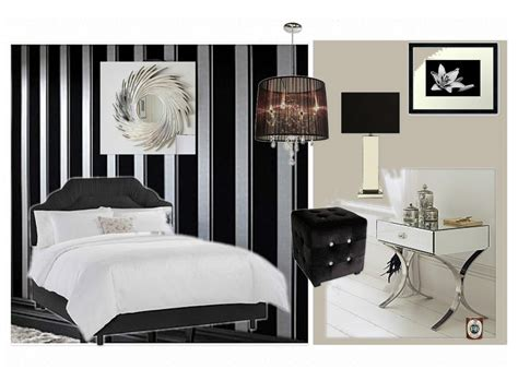 Emerald Interior Design Black Bedroom Mood Board Emerald