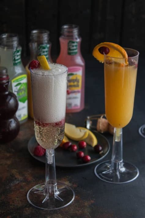 How to Make a Mimosa Bar - Sweetphi