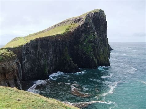 Neist Point Coast In Isle Of Skye Thousand Wonders