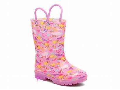Rain Boot Drops Olive Dsw