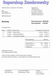 Rechnung Handwerker Muster : rechnungen richtig schreiben was muss beachtet werden ~ Themetempest.com Abrechnung