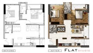 free house floor plans architecture plan render by photoshop part 2