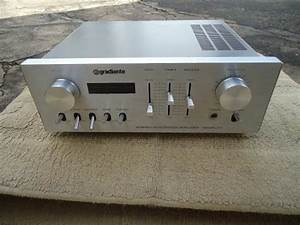 Amplificador Gradiente Pm 80