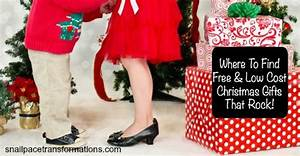 Where To Find Free & Low Cost Christmas Gifts That Rock
