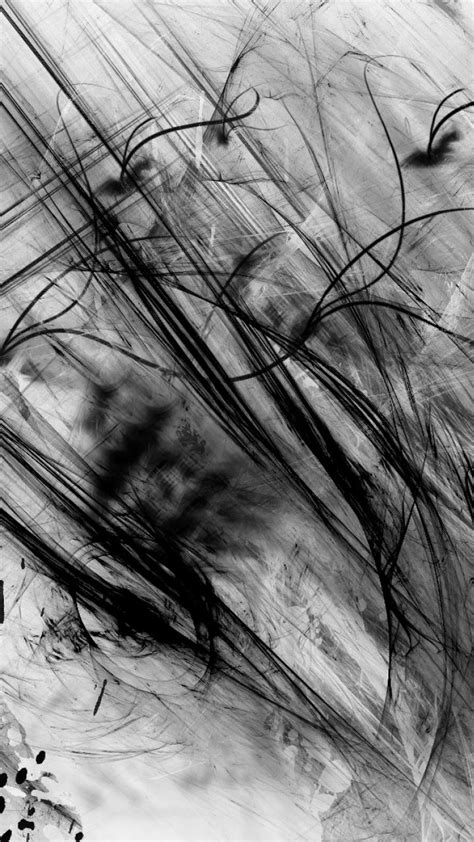 Wallpaper Black And White by Abstract Black White Spray Paint Contrast Wallpaper 8238