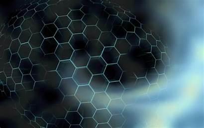 Hex Hexagon Grid Pattern Wallpapersafari Wallpapertag Deviantart