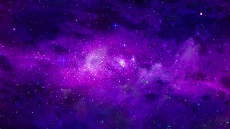 Pink And Purple Glittery Starry Stock Footage Video 100