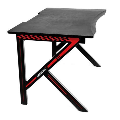 Akracing Gaming Desk Red Akracing