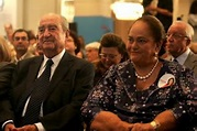 Former Greek First Lady Marika Mitsotakis Hospitalized