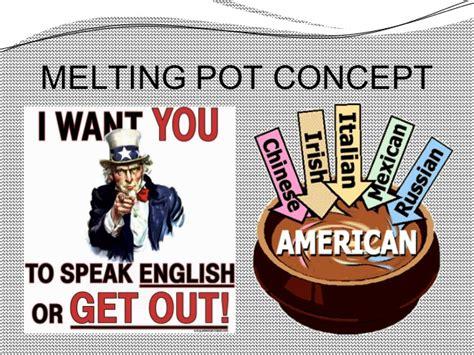 america a melting pot of cultures best culture 2017