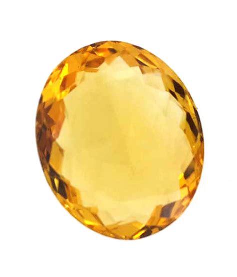 yellow topaz kalimantan rashi ratan bhagya yellow topaz sunhela 6 50