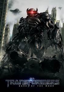 Transformers DOTM poster: Shockwave by UntamableBeast on ...