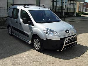 Citroen Berlingo Peugeot Partner Chrome Axle Nudge A