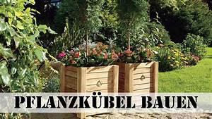 Blumenkasten Aus Terrassendielen Selber Bauen : pflanzk bel aus holz bauen youtube ~ Orissabook.com Haus und Dekorationen