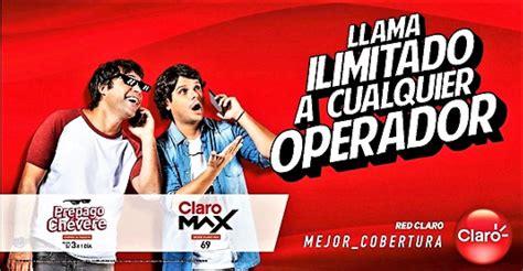 Claro Perú Mejora Su Oferta Comercial Con Mas Minutos Y