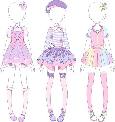 MRA Fairy Kei Designs 1 by VanillaChama on DeviantArt