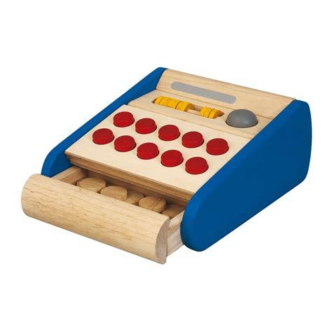 chambre garcon bleu et gris caisse enregistreuse plan toys pour chambre enfant les