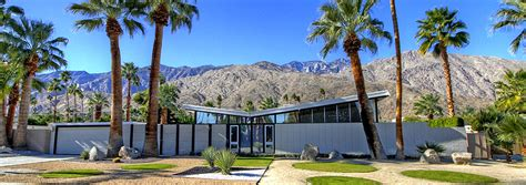 Alexander Homes In Palm Springs, Ca