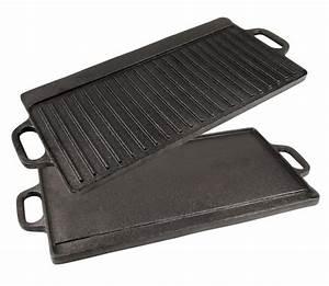 Cs Trading Edelstahl Gasgrill : wende grillplatte grillaufsatz aus eisengu preseasoned 24x51cm ~ Bigdaddyawards.com Haus und Dekorationen
