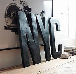 1930s french shop metal letters holycoolnet With french shop metal letters