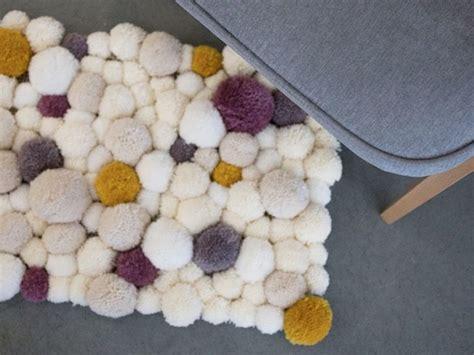 faire un tapis en pompons