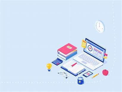 Learning Animated Education Dribbble Adobe Effects