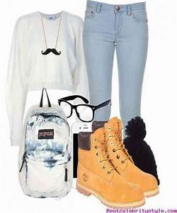 17 Warm And Comfy Polyvore Outfits With Timberland Boots