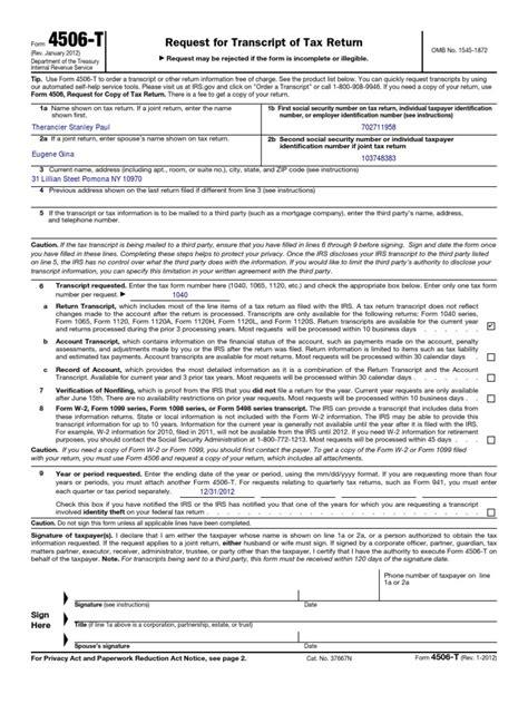www irs gov pub irs pdf f4506t irs tax forms internal