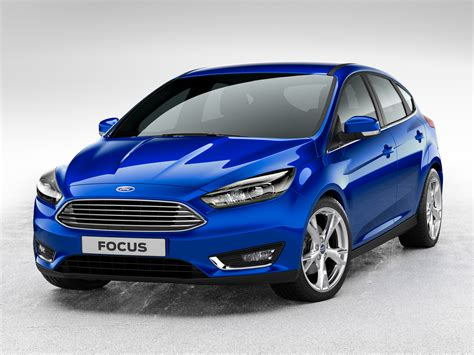 2014 Ford Focus Facelift Hatchback