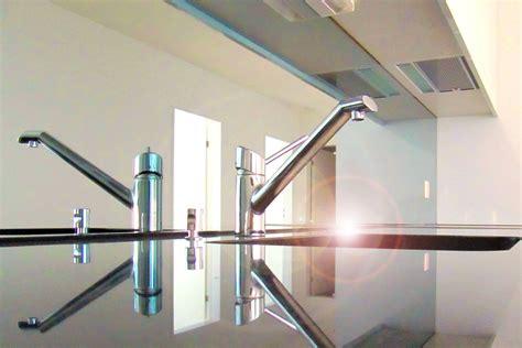 Bilder Für Die Küche Aus Glas by K 252 Che Arbeitsplatte Glas