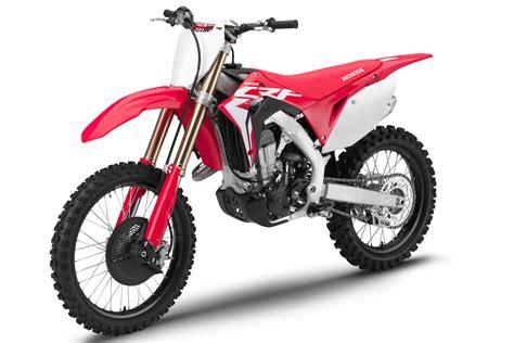 Motocross Honda Crf450r 2019