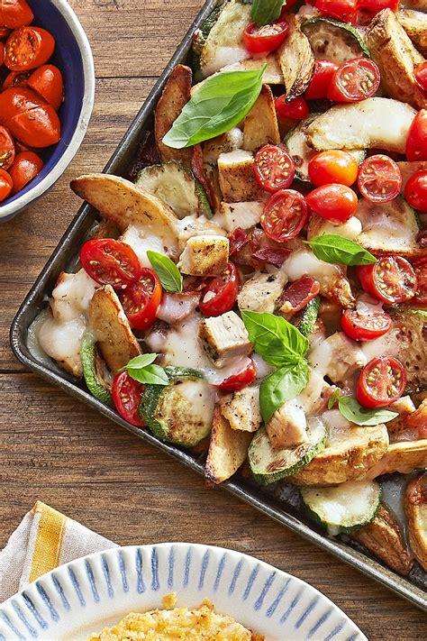 italian potato wedge nachos recipe