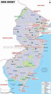 Buy Reference Map of New Jersey