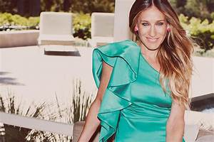 Sara Jessica Parker for Maria Valentina 2014 – The Side ...