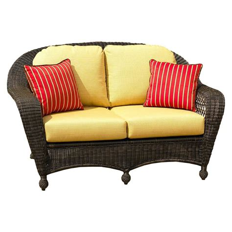 wicker patio furniture replacement cushions decor references