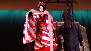 Kyoto Bunraku (Puppet Theater) - YouTube