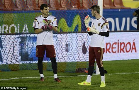David De Gea Or Iker Casillas Which Spain Goalkeeper