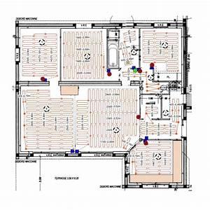 Prix Plancher Chauffant Electrique : pose chauffage au sol electrique affordable chauffage sol ~ Premium-room.com Idées de Décoration